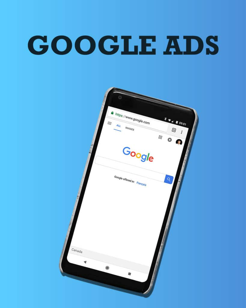 Benefit of Advertising Online with Google Ads